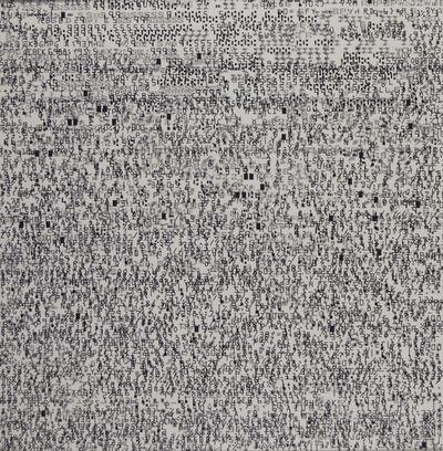 Andreas Müller-Pohle, 'Digital Scores V (After Nicephore Niepce)', 2001