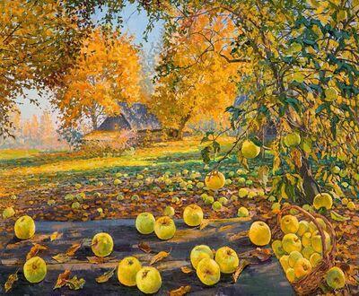Elena Barkhatkova, 'Antonov Apples', 2018
