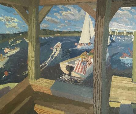 Brian Rego, 'Boat Parade', 2020