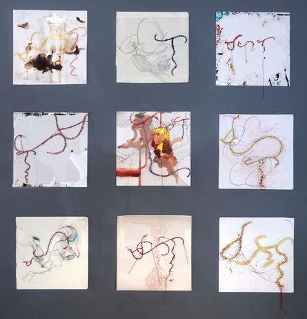 Isabel Manalo, 'Mahal Liebe (Love) Series A - I', 2014