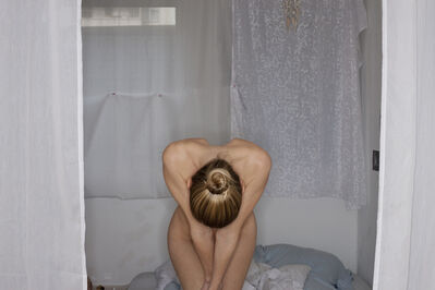 Christian Vogt, 'Bowing Girl', 2010