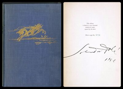 Salvador Dalí, 'The Autobiography of Benvenuto Cellini', 1946
