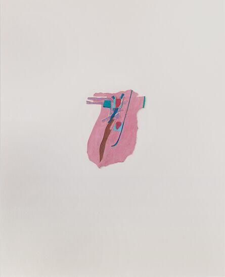 James Moore, 'Untitled III (Pink)', ca. 1978