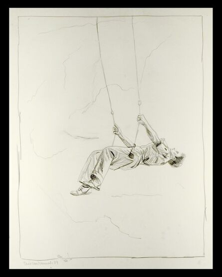 Duncan Hannah, 'The Swing', 1989