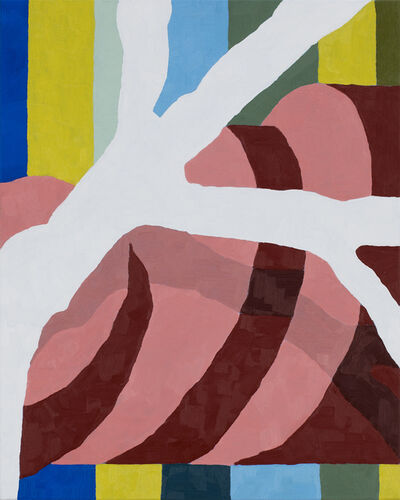 Jordy van den Nieuwendijk, 'Salami and Branch', 2021