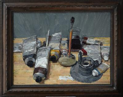 Ben Henriques, 'Paints ', 2016