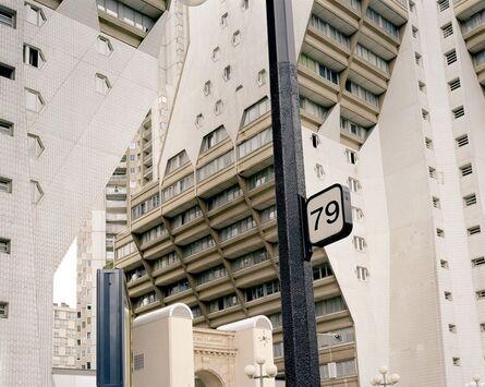 Valérie Jouve, 'Untitled (Façades)', 2003