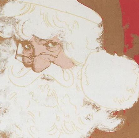 Andy Warhol, 'MYTHS: Santa Claus FS II.266', 1981