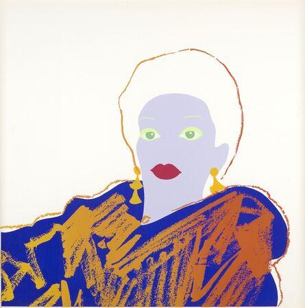Andy Warhol, 'Blackglama (Judy Garland), from Ads (Feldman & Schellmann II.351)', 1985