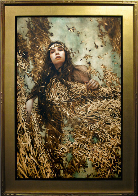 """Brad Kunkle, '""""Where The Currents Meet"""" ', 2014"""