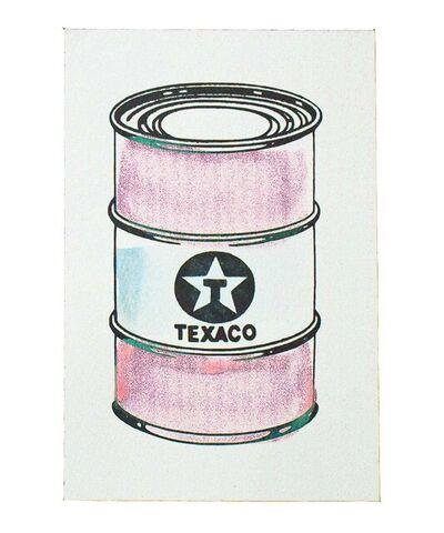 Beejoir, 'OIL CAN (Pink Hand Embellished Unique)', 2010