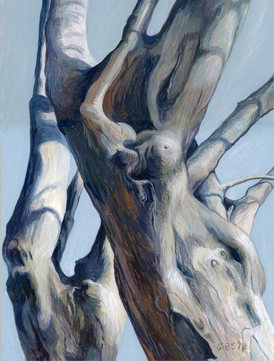 Gillian Bradshaw-Smith, 'Finding Daphne No. 23: Voluptuary', 2014