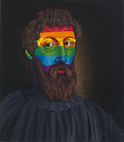 Djordje Ozbolt, 'Modern Man', 2017
