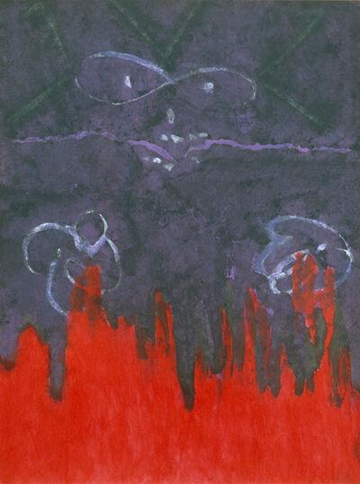 Theodoros Stamos, 'Infinity Field-Torino Series #1', 1986