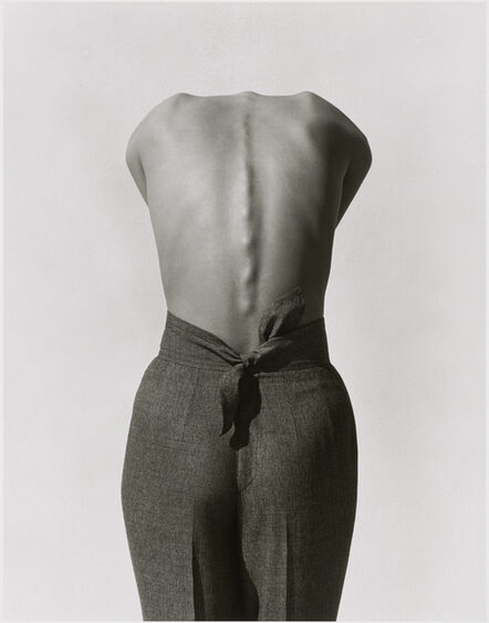 Herb Ritts, 'Pants (Back View), Los Angeles', 1988