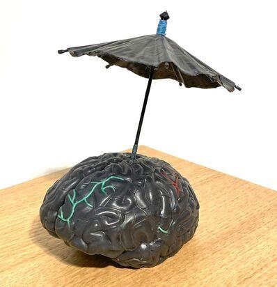 Jan Fabre, 'My Ice Cream Brain', 2019
