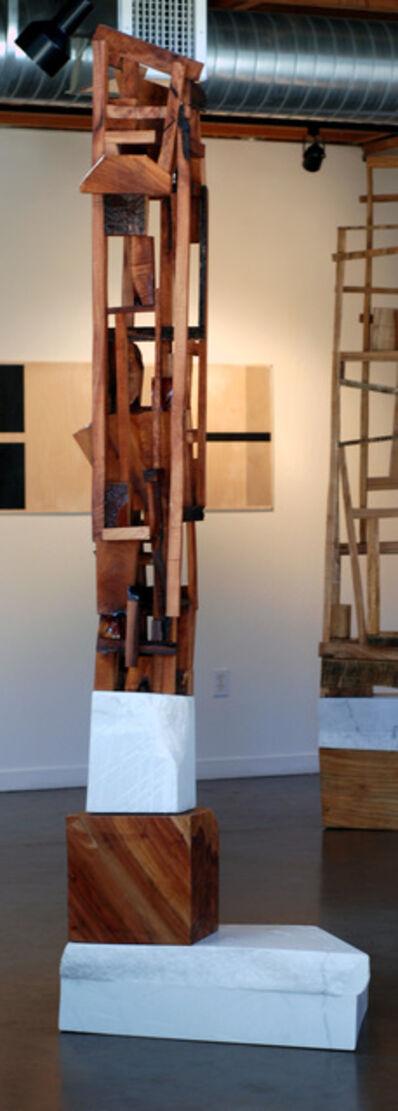 Trent Burkett, 'Marble Redwood Marble Madrone', 2014