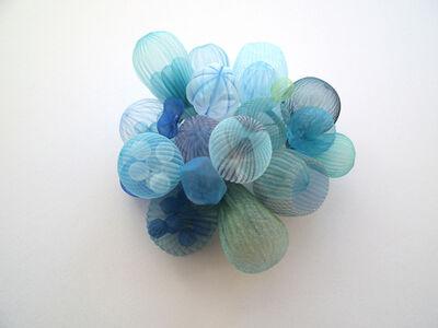 Mariko Kusumoto, 'Bubble Brooch', 2017
