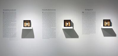 Reynier Leyva Novo, 'Los olores de la guerra (The Scents of War)', 2009