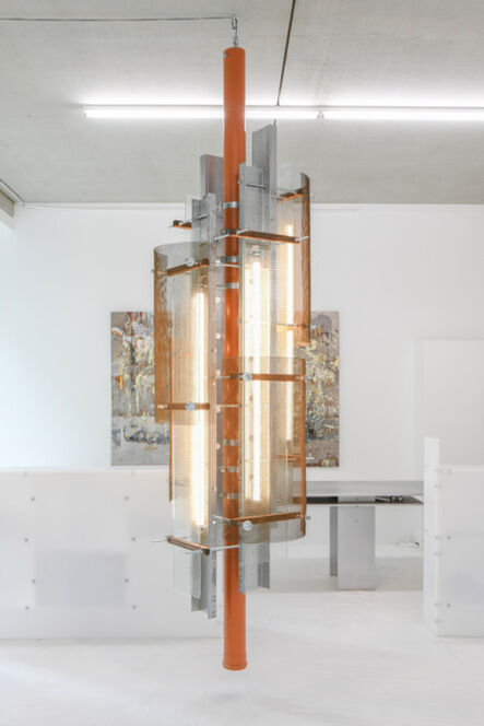 Arnaud Eubelen, 'Utility Shaft', 2020