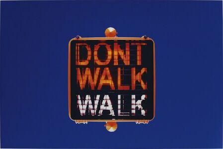 Marijke van Warmerdam, 'Don't Walk, Walk', 1997