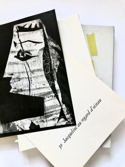 Pablo Picasso, 'Diurnes, Decoupages et Photographies', 1962