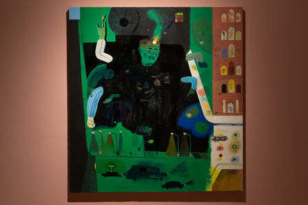Kenny Rivero, 'Salute (caravan)', 2018