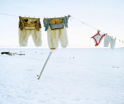 Tiina Itkonen, 'White Anorak', 2002