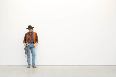 Duane Hanson, 'Cowboy', 1984-1995