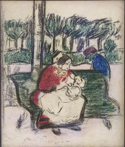 Pablo Picasso, 'Maternité', ca. 1899
