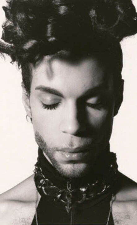 Herb Ritts, 'Prince 3', 1991