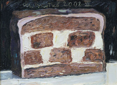 George Bartko, 'Budapest Pastry VI', 2002