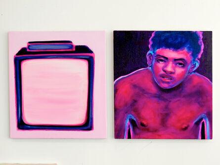Travis McEwen, 'After 11pm (Diptych)', 2014