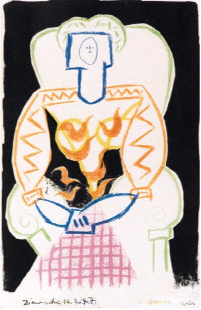 Pablo Picasso, 'La Femme au Fauteuil', 1947