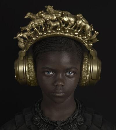 Adriana Duque, 'Menina 10  ', 2017