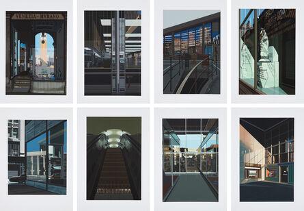 Richard Estes, 'Urban Landscapes No. 2', 1979