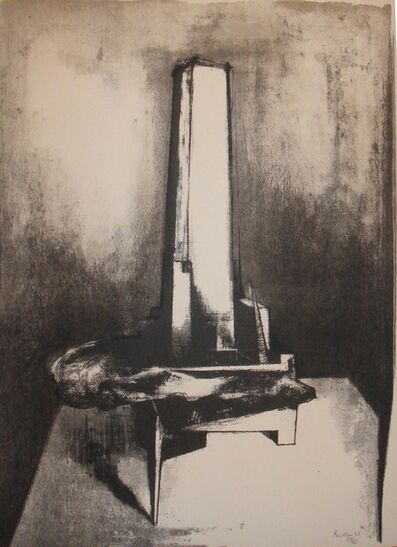 Reg Butler, 'Tower Two', 1968