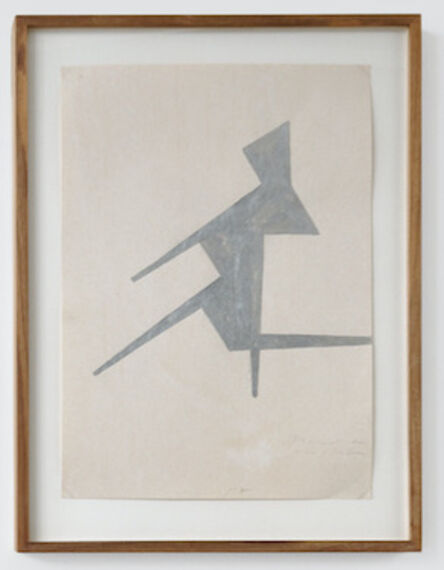 Vaclav Pozarek, 'Untitled (figures with pipes)', 1995