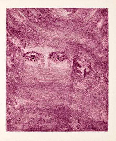 Joan Miró, 'Feuilles éparses', 1965