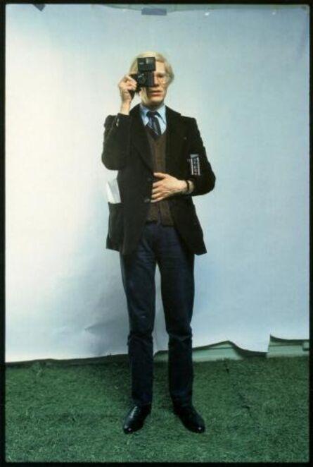 Annie Leibovitz, 'Andy Warhol, New York City', 1976