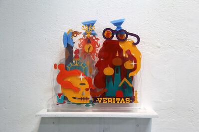 AkaCorleone, 'Weird Collector I', 2014