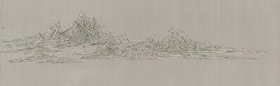 Hao Shiming 郝世明, 'Mountains Faraway 201604', 2016