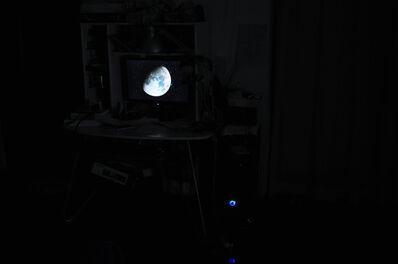 Zhengyuan Lu, 'The Moon in My Room '