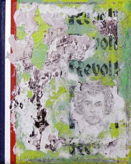 Zavier Ellis, 'Revolt (Tricolour)', 2021