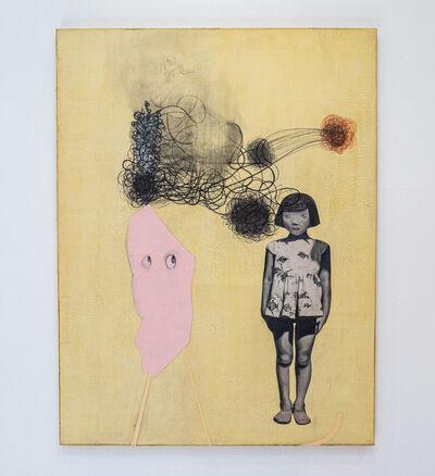Kaoru Mansour, 'Pink Cotton Candy and Peyton', 2020