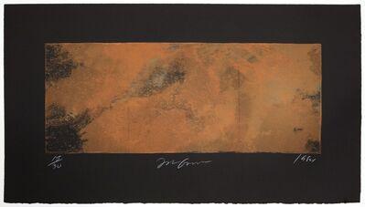 Joe Goode, 'Forest Fire Lithograph 362C', 1984