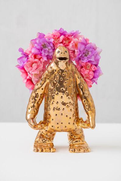 Tomas Dauksa, 'The celebrating Bigfoot', 2020