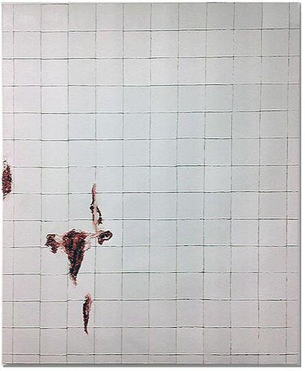 Adriana Varejão, 'Parede com Tripas', 2001