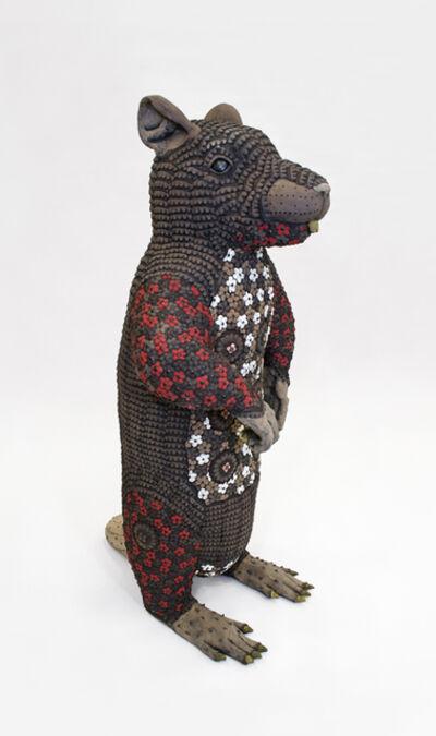 George Rodriguez, 'Urban Guardian: Rat', 2020