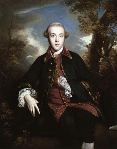 Joshua Reynolds, 'Charles Brandling', 1760